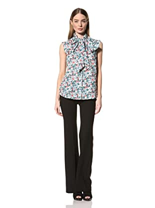 French Connection Women's Freya Floral Top
