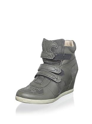 Koolaburra Women's Preston Fashion Sneaker (Grey)
