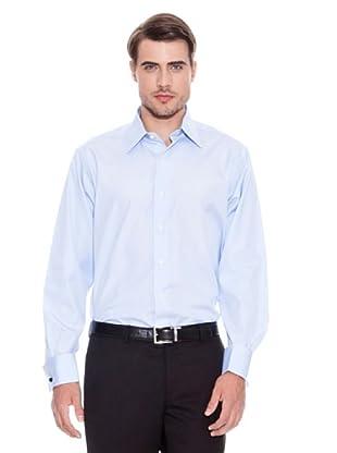 Brooks Brothers Camisa Vestir Max (Azul)