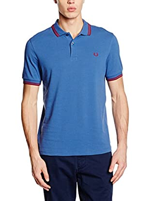 FRED PERRY Polo Azul M