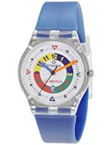 Maxima Analog White Dial Children Watch - 04423PPKW