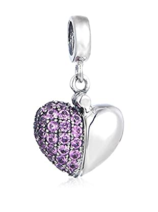 B•You Charm Love Sterling-Silber 925