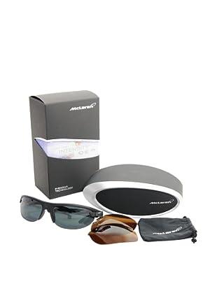 Mclaren Gafas de Sol MPS-003-CA-088-INTEN Negro