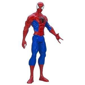 Funskool Spiderman Basic Figure (12-inch)