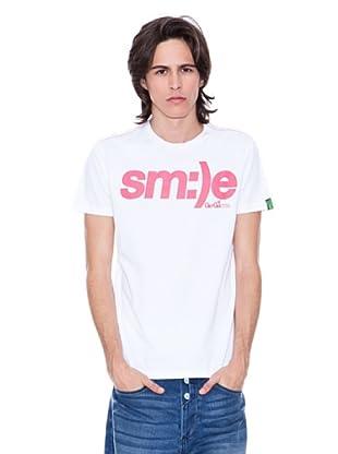 Gio Goi Camiseta Tirus (blanco / rosado)