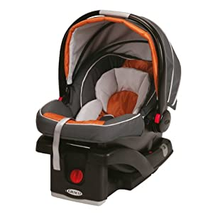 Graco SnugRide Click Connect 35 Car Seat-Baby