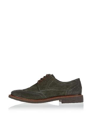 Fretz Men Zapatos Perry (Verde Musgo)