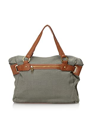 Co-Lab by Christopher Kon Women's Codie Canvas Tote (Olive)
