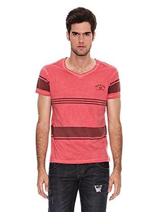 Six Valves Camiseta Manga Corta (Rosa)