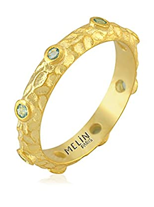 Melin Paris Ring Blue Topaz