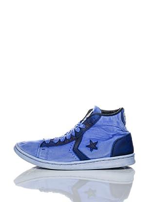 Converse Zapatillas Pro Lea (Azul eléctrico)