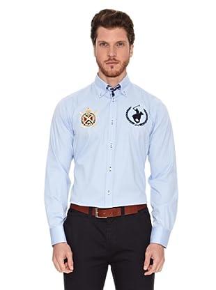 Polo Club Camicia Sem (Blu)
