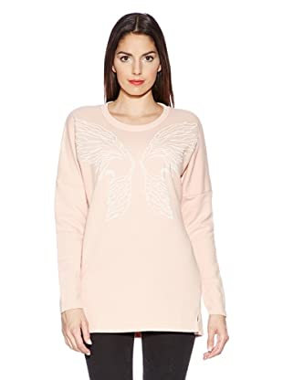 Selected Camiseta Late (Rosa)