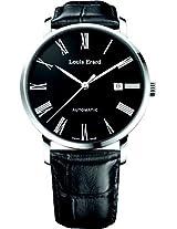 Louis Erard Analog Black Dial Men Watch - 68233AA02.BDC29