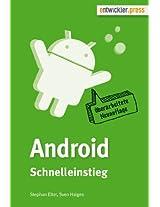 Android Schnelleinstieg (German Edition)