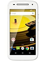 Moto E 2nd Generation (3G, White)