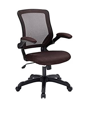 Modway Veer Office Chair, Brown