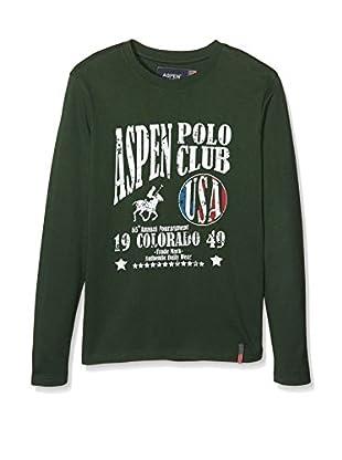Aspen Polo Club Camiseta Manga Larga
