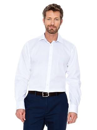 Cortefiel Hemd Canutillo (Weiß)