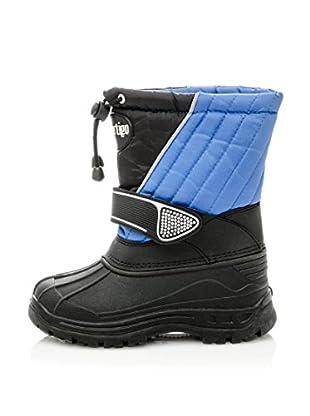 Vertigo Botas de Nieve Booster Kid (Negro / Azul)
