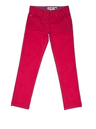 Pepe Jeans London Pantalón Básico (Fresa)
