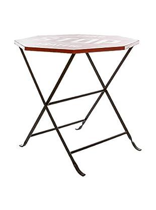 CO.IMPORT Tisch Rosso