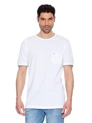 Pedro del Hierro Camiseta Piqué (Blanco)