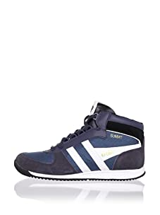 Gola Men's Summit Hi-Top Sneaker (Blue/White)