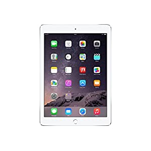 Apple iPad Air 2 Tablet (9.7 inch, 64GB, Wi-Fi Only), Silver