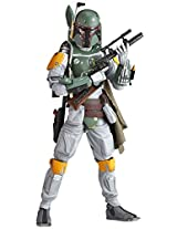 Star wars Revoltech Boba Fett painted action figure