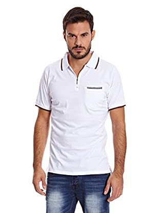 Paul Stragas Polo Owen (Blanco)