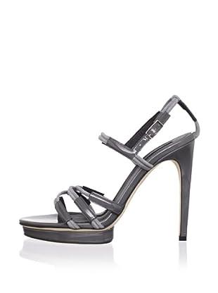 Calvin Klein Collection Women's Kora Platform Sandal (Ash)