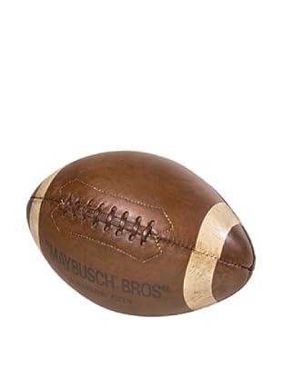 Gargoyles Ltd. Vintage Replica Leather Rugby Ball