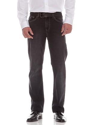 Gant Vaquero Clásico (denim negro)