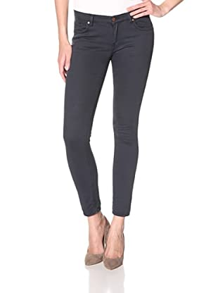 Rockstar Denim Women's Skinny Jean (Navy)