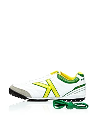 Kelme Zapatillas Furia Turf (Blanco / Verde)