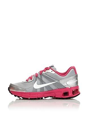 Nike Zapatillas Air Max Run Lite (Plata / Rosa)