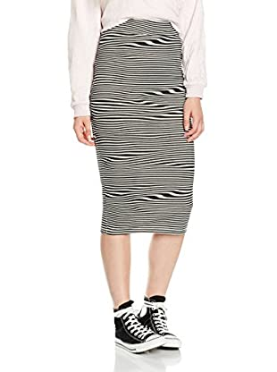 Cheap Monday Falda Dream Liquid Stripe