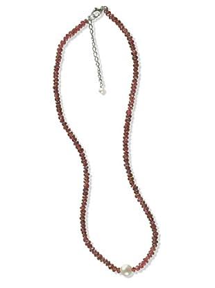 Nova Pearls Copenhagen Collana Perle Acqua Dolce 4 - 8 mm