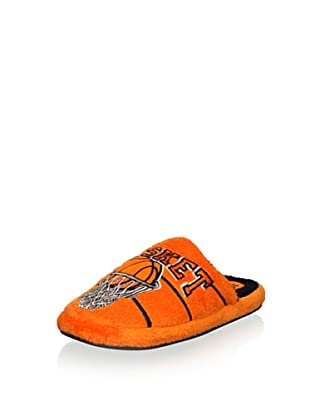 Gioseppo Kid's Basket Slipper (Orange)