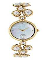 Titan Raga Pearl Analog Dial Women's Watch - 9971YM01