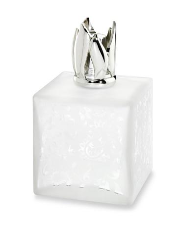 Lampe Berger Beaux Art Cube Perfume Lamp, White