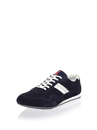 Prada Sport Men's Suede Sneaker (Navy)