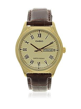 Casio Reloj con movimiento cuarzo japonés Man MTP+V006GL.9B 38.0 mm