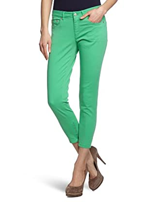 Turnover Jeans Normaler Bund (Verde)