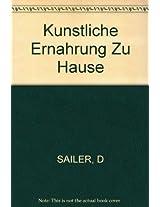 Sailer: Beitrage Zu Infusionstherapie Und Klinisch E   Ernahrung-*kunstliche* Ernahr Zu Hause
