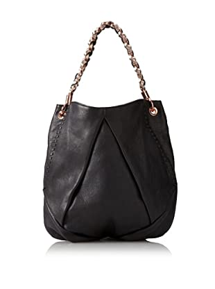 Treesje Women's Sadie Shoulder Bag (Black)