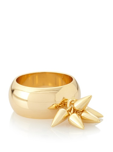 Jules Smith Gold Zoe Bullet Ring