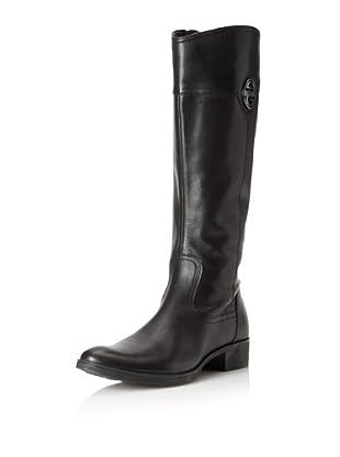 Geox Women's Mendi Stivali Boot (Black)