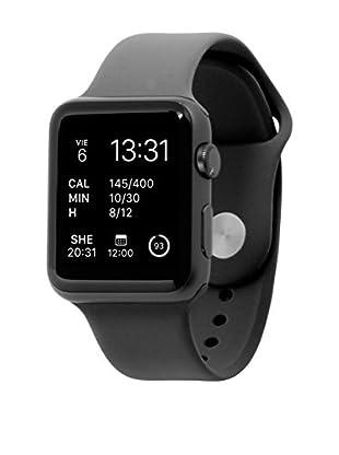 Unotec Armband Sport Apple Watch 42 mm schwarz